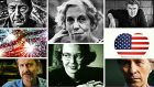 Among the best short story writers (top row): John Cheever, Eudora Welty, Raymond Carver; (Bottom row): Ron Rash, Flannery O'Connor and Richard Ford John Cheever