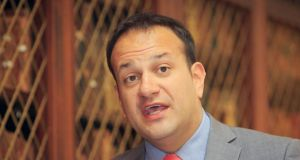 Minister for Health Leo Varadkar said it would be a tragedy for Greece to leave the EU. File photograph: Gareth Chaney/ Collins