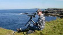Behind the News: Niall Keogh, seabird monitor