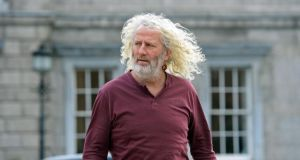 Mick Wallace raised concerns on Sunday about the sale in 2014 to Cerberus Capital Management of Nama's Northern Ireland loan book. Photograph: Eric Luke / The Irish Times