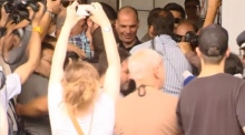 Varoufakis makes first appearance after resignation