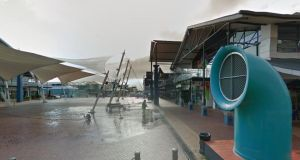 Google Maps Image: Queens Wharf, Wellington, New Zealand