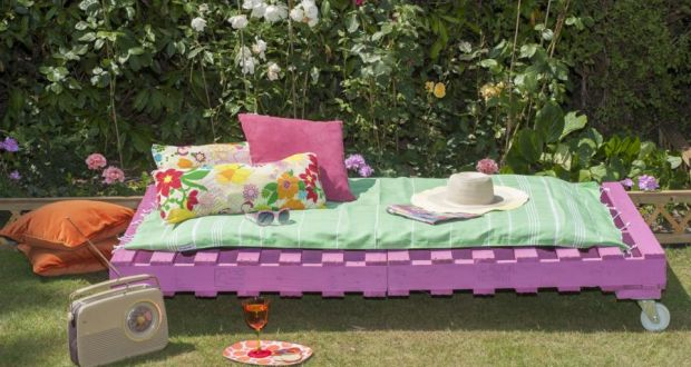 cuprinol garden shades has plenty of colours to add some life to your garden furniture