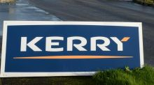 In Dublin Kerry Group ended the day 0.87 per cent lower at €66.18