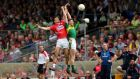The Munster football final replay between Cork and Kerry will take place on Saturday July 18th at 7pm. Photograph: Inpho