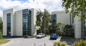 Grattan House in City Junction Business Park at Northern Cross in Dublin 17 is about 50 per cent let