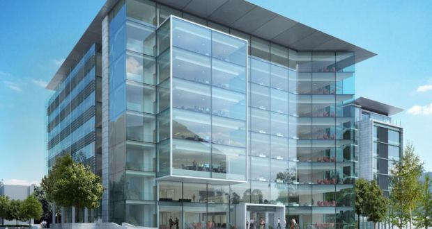 Cgi Of Block H In Central Park Leopardstown It Will Be Completed December