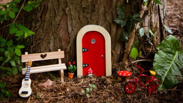 The Irish Fairy Door Company, which has clocked up sales of more than 150,000 doors in just two years