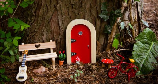Fairy doors are not a toy  They're an experience'