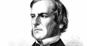 Mathematician George Boole lived in Lichfield Cottage, Cork, in  1864