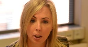 "Data Protection Commissioner Helen Dixon says said her office has ""a lot of work to do"" on the customer service front. Photograph: Cyril Byrne/The Irish Times"