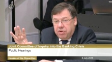 Ciarán Hancock and Sarah Bardon on Cowen at the Banking Inquiry
