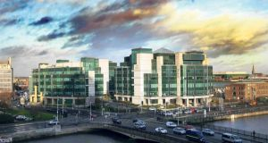"""There is a good synergy between the financial services and technology sectors. The IFSC laid a good foundation for this and we have all the big international players here.""  Photograph: Bryan O'Brien/The Irish Times"