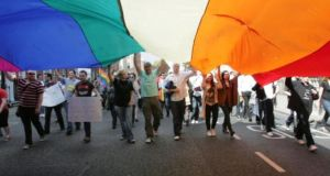 Marriage equality victory has raised expectations that abortion rights will be next.... Photograph: Cyril Byrne / The Irish Times