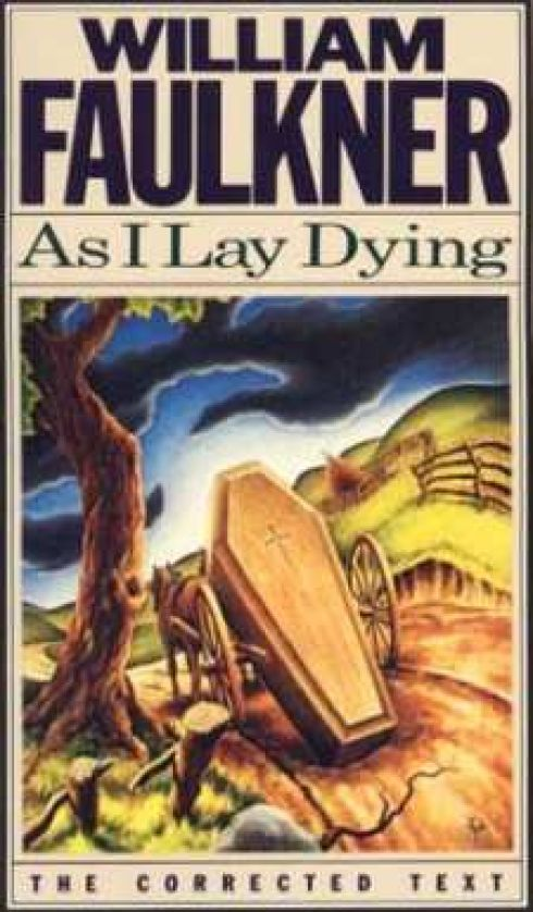 an analysis of humor in as i lay dying a novel by william faulkner Faulkner wrote his first novel set in his as i lay dying in 1929 while working for as i lay dying the works of william faulkner are a clear.