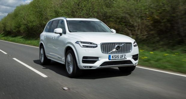 Road Test Volvo S Xc90 Breaks The Mould