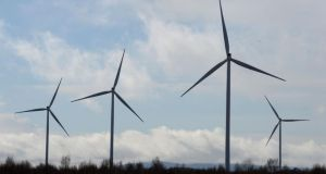 An Bord Pleanála has been told that the consultation process  on a wind farm development in Co Meath has been 'hopelessly inadequate'. File photograph: Dara Mac Dónaill/The Irish Times.