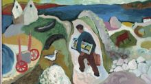 Modern Ireland in 100 Artworks: 1950 – Island People, by Gerard Dillon