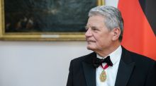 Full transcript: interview with Joachim Gauck