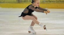 The trials and triumphs of a young Irish figure skater