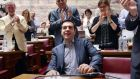 Greek prime minister Alexis Tsipras: how will he placate those who voted No? Photograph: Louisa Gouliamaki/AFP/Getty Images