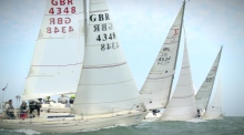 400 boats compete in Dublin Bay