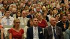 Delegates at  the Jehovah's Witnesses convention at Citywest. Photograph: Cyril Byrne/The Irish Times