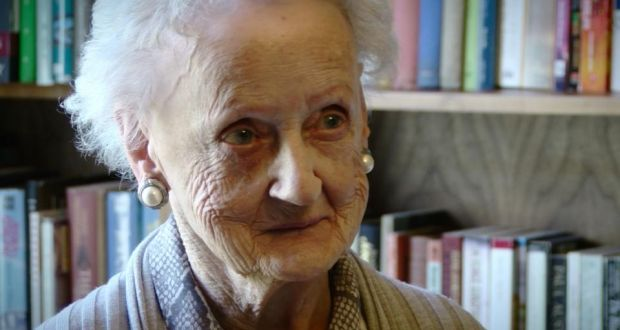 Sheila O'Leary, aged 93, in Dublin: 'My father didn' - image