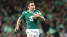 Tommy Bowe endures pre-season pain with World Cup in focus