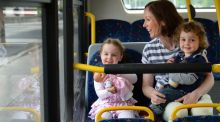 The toddler on the bus says: Forget the destination, it's the journey that matters