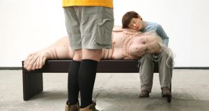 Long Awaited, from Patricia Piccinini's exhibition Relativity. Photograph: Joe O'Shaughnessy