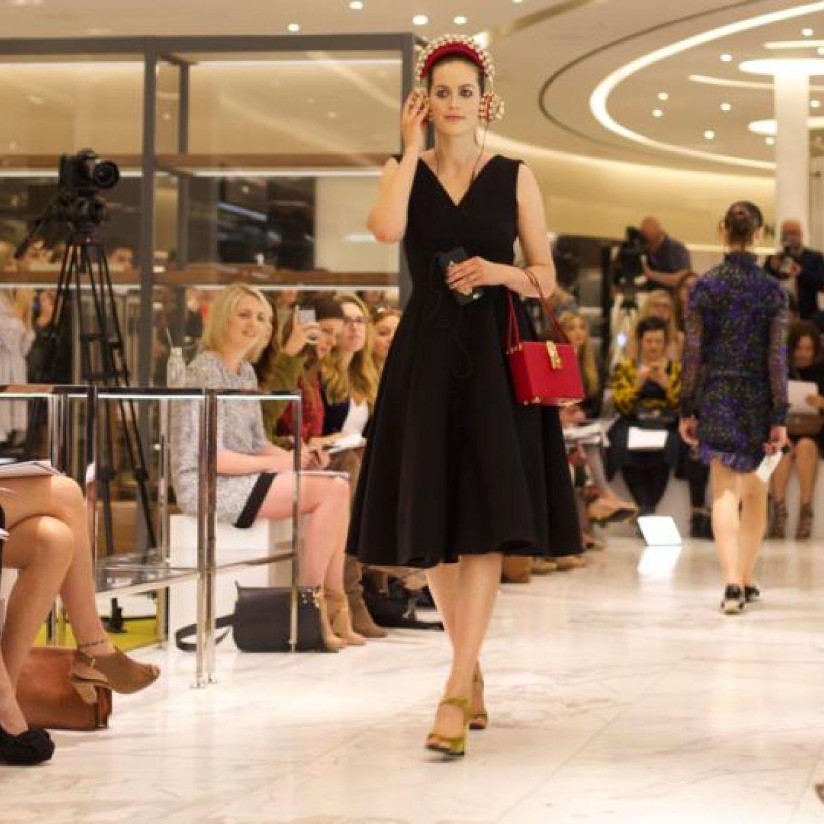 Brown Thomas fashion show sends out signal on season of themes