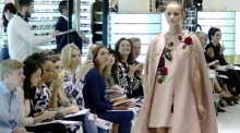Sneak peek: autumn/winter 2015 at Brown Thomas