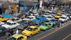 Car firms, struggling with lacklustre growth in established markets are hoping to reap lucrative business from re-opened Iran, but will face stiff competition from Chinese rivals