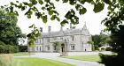 Lisnavagh House, Rathvilly, Co Carlow caters for weddings, but also  for yoga and sleep retreats