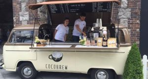 Tony Divito and Joanne Gibney  of Cocobrew