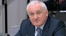 Bertie: 'I did make mistakes'