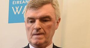 Irish Water managing director John Tierney. File photograph: Cyril Byrne/The Irish Times