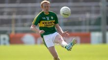 Once again there's no place for Colm Cooper in the Kerry team to face Cork in this weekend's Munster Senior Football Championship Final replay. Photo: Donall Farmer/INPHO