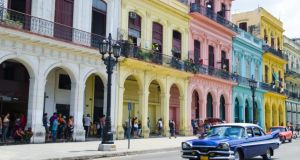 Travel Desk: Cruising to Cuba, NYC restaurants and what to do in Madrid