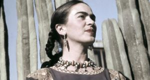 Betrayed: Frida Kahlo is the subject of Nuala Ní Chonchúir's The Egg Pyramid in Flash Fiction