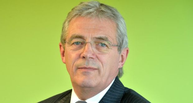Gordon Jeyes, chief executive of Tusla. Photograph: Alan Betson/The Irish Times
