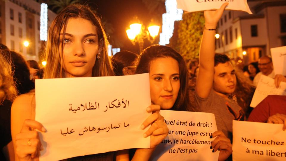 Risultati immagini per marruecos mujeres
