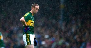 Colm Cooper is battling to regain his place in the Kerry team. Photograph: Cathal Noonan/Inpho
