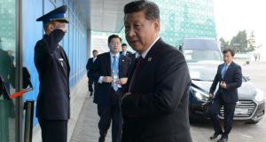 "Chinese president Xi Jinping  said last week that  the government must ""avoid the blindness of the market"""
