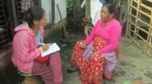 Indira, Nepal: 'I hope nobody has to go through the pain I went through'