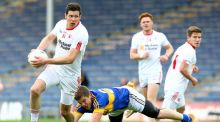Tyrone's Sean Cavanagh in action against Tipperary in Semple Stadium. Photograph: Ken Sutton/Inpho