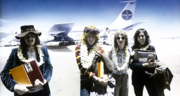 Jimmy Page on Led Zeppelin: 'Who else but me would have the