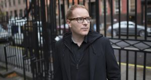 Conor McPherson, director and playwright  in New York in 2013. Photograph: Sara Krulwich/New York Times