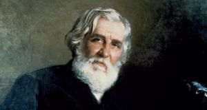 "Ivan Turgenev: the playwright fashioned a ""theatre of moods, of secret turmoil rather than explicit action"", as has his adapter Brian Friel. Portrait by Mokouski/Getty"